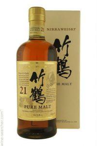 Nikka Taketsuru Pure Malt 21Yr