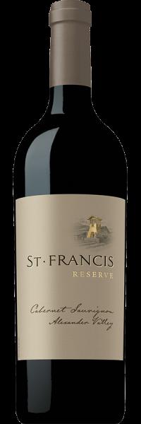 St Francis Reserve Alexander Valley Cabernet