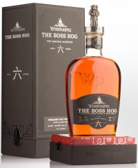 Whistlepig Boss Hog The Samurai Scientist
