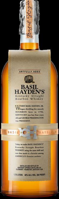 Basil Haydens Bourbon 1.75L