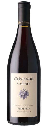Cakebread Pinot Noir Two Creeks 2017
