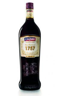 Cinzano Vermouth Di Torino 1757 Rosso 1.0L