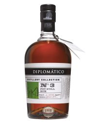 Diplomatico No 3 Pot Still Rum 750ml