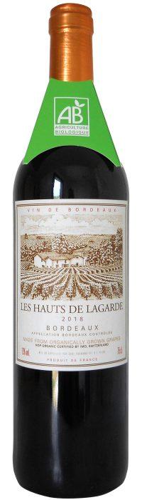 Les Hauts de Lagarde Bordeaux