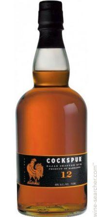 Cockspur VSOR Rum