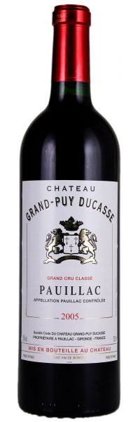 Grand Puy Ducasse