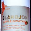 Islandjon Apple Gwayav Vodka