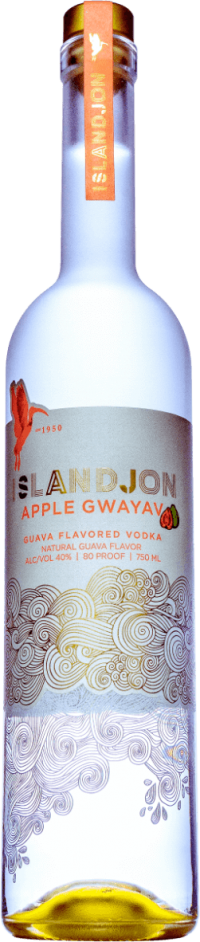 Islandjon Apple Gwayav Vodka