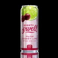 Mighty Swell Seltzer Cherry Lime 12oz 6pk Cn