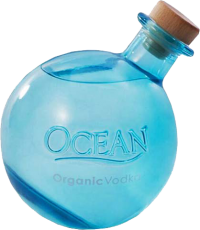 Ocean Organic Vodka 375ml