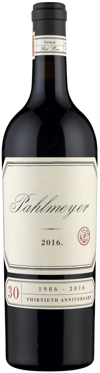 Pahlmeyer Napa Red Wine 2016