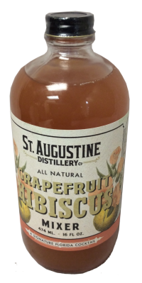St Augustine Grapefruit Hibiscus Mix 8.5oz