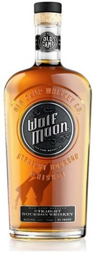 Wolf Moon Old Camp Whiskey 750ml