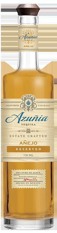 Azunia Organic Anejo Tequila