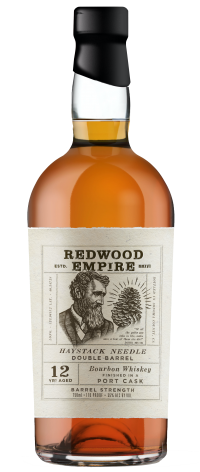 Redwood Empire Haystack Needle 12Yr Single Barrel Port Cask Bourbon