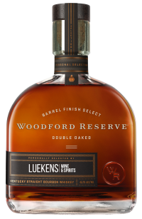 Woodford Reserve Double Oaked Single Barrel Select
