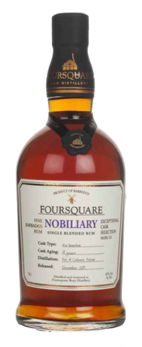 Foursquare Nobiliary Single Blended Rum