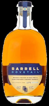 Barrell Dovetail Whiskey