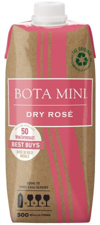 Bota Box Dry Rose 500ml