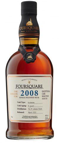 Foursquare Rum 2008 Single Barrel