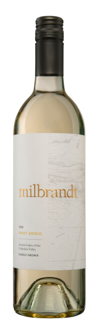 Milbrandt Family Grown Pinot Grigio
