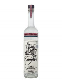 Rey Campero Field Blend of Three Agaves Joven Mezcal