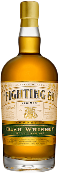 The Fighting 69 Irish Whiskey 750ml