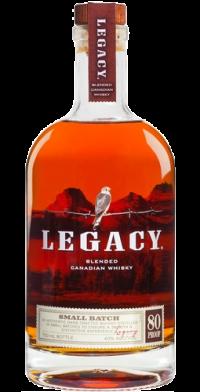 Legacy Canadian Small Batch