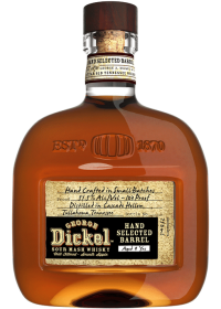 George Dickel 9yr Hand Selected Barrel Whisky