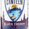 Canteen Spirits Black Cherry Vodka Soda