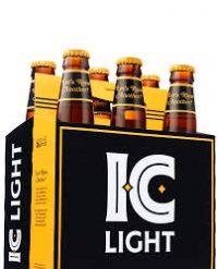 Iron City Light Beer