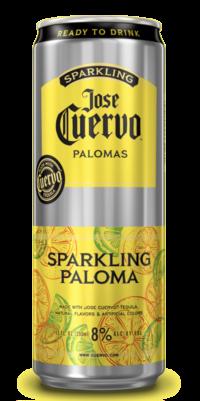 Jose Cuervo Sparkling Paloma