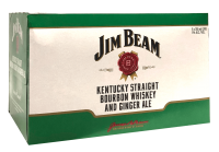 Jim Beam & Ginger Ale