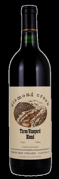 Diamond Creek Cabernet Three Vineyard Blend