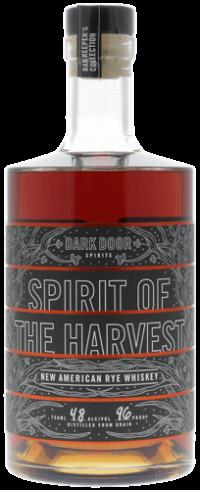 Dark Door Spirit of the Harvest Rye Whiskey