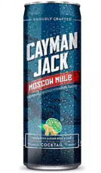Cayman Jack Moscow Mule