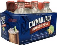 Cayman Jack Moscow Mule 6pk