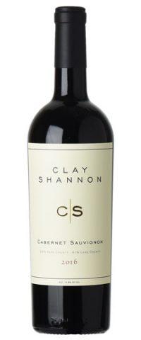 Clay Shannon Cabernet Sauvignon