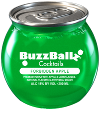 Buzzballz Forbidden Apple