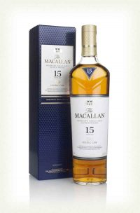 Macallan 15yr Double Cask