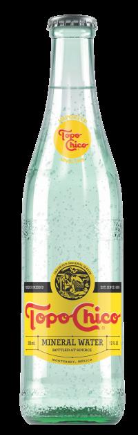 Topo Chico Mineral Water