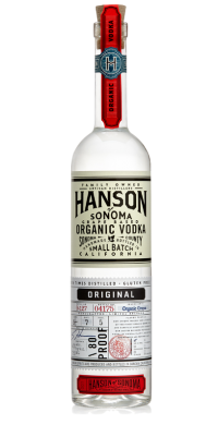 Hanson of Sonoma Organic Original VodkaHanson of Sonoma Organic Original Vodka