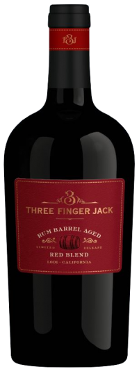 Three Finger Jack Rum Barrel Aged Red