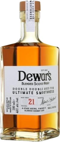 Dewars Double Double 21Yr Blended Scotch