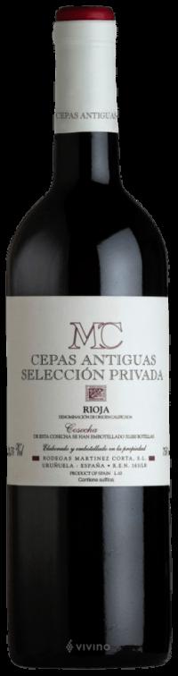 Cepas Antiguas Seleccion Privada Rioja