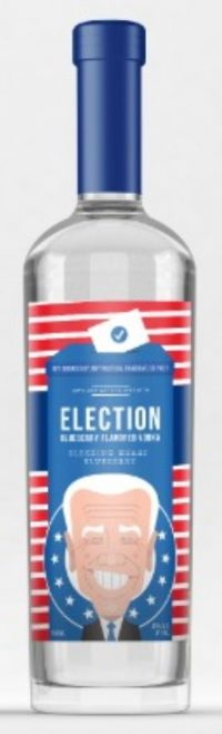 Election Biden Blueberry Vodka 750ml
