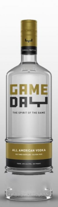 Game Day UCF Vodka
