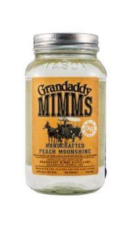 Grandaddy Mimms Peach MS 750ml