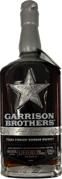 Garrison Brothers Single Barrel Cask Strength Private Select