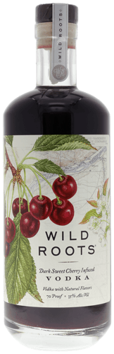 Wild Roots Dark Sweet Cherry Vodka